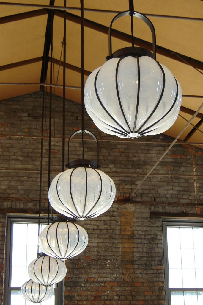 Woodberry Kitchen Dining Room Lights